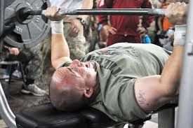 Power Lifting Bench Press Setting Up For A Big Bench Press Robertson Training Systems
