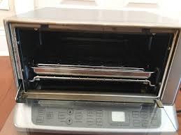 Cuisinart Convection Toaster Oven Tob 195 Cuisinart Tob 195 1500 Watts Toaster Oven Ebay