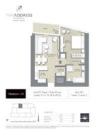 dubai mall floor plan the address residence dubai opera tower 1 floor plans