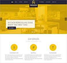 Home Renovation Websites 41 Construction Website Themes U0026 Templates Free U0026 Premium Templates