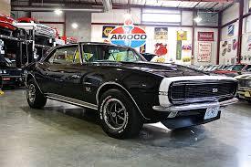 camaro ss 1964 sold 1967 camaro 396 4 speed black ss rs tribute
