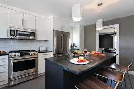 Contemporary Walnut Kitchen Cabinets - walnut kitchen cabinets modern with bridge faucet contemporary