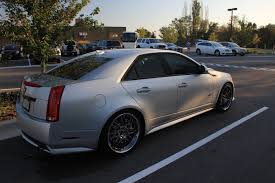 lowered cadillac cts titaniumseeker 2009 cadillac cts specs photos modification info