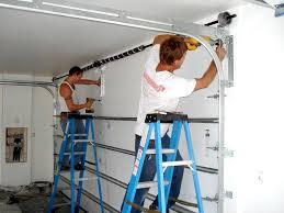 How To Install An Overhead Door How To Handle A Diy Overhead Door Installation Thats My House