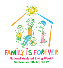 family is forever designated as 2017 theme for national assisted