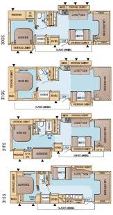 fifth wheel floor plans bunkhouse images home fixtures