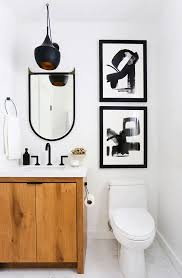 bright bathroom interior with clean the 9 best small bathroom paint colors mydomaine