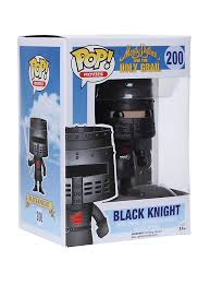 funko monty python and the holy grail pop movies black knight