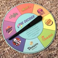 for when your can decide what she wants to eat spin and it