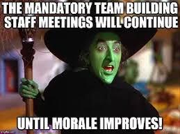 Building Memes - team building memes