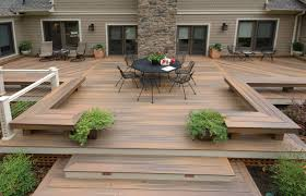 Pinterest Decks by Very Grand Deck Pinterest Decks Modern Deck And Railings