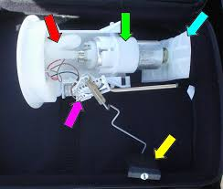 Fuel System E36 Bmw E30 E36 Fuel And Fuel Level Sender Replacement 3 Series