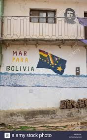 The Town Of Vallegrande Bolivia Where Che Guevara Was Taken
