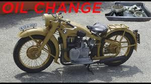 bmw motorcycle change bmw r12 bmw r12 change ölwechsel