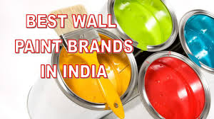 top five wall paint brands in india 2017 youtube