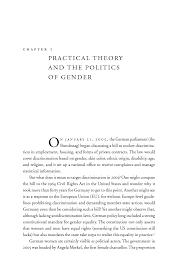varieties of feminism german gender politics in global