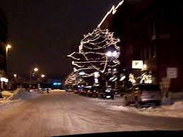 driving through the old market in omaha dec 27 2009 youtube
