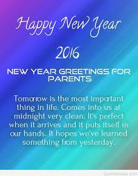 best happy new year messages to my 2016