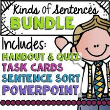 best 25 kinds of sentences ideas on pinterest types of