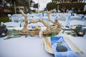 driftwood centerpieces the story of driftwood centerpiece goes