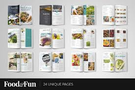indesign recipe template 28 images cookbook template 31 free