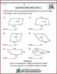 6th grade geometry worksheets pin by mirta torruella on matemática secundario math