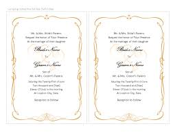 Wedding Invitation Examples Microsoft Word Wedding Invitation Templates Stephenanuno Com