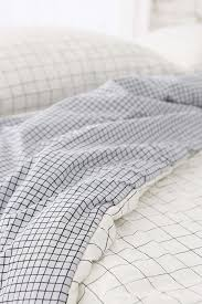baggu u0026 uo grid comforter interiors cozy pinterest