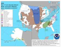 Us Climate Map Climate Prediction Center United States Hazards Assessment