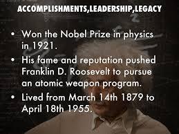 Accomplishments Antonym Albert Einstein By Damian Meyer Andre
