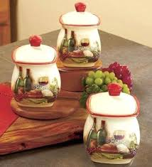 kitchen canisters ceramic sets ceramic kitchen canisters listcleanupt com