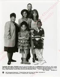 marquise wilson mark curry and raven symone hangin with mr