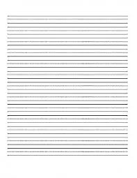 blank handwriting worksheets for kindergarten kindergarten