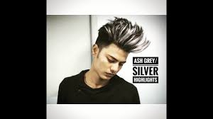 silver hair frosting kit silver ash platinum blonde highlights ii men s hairstyle ii 200