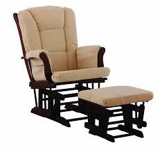 Glider Chair With Ottoman Top 10 Best Glider Rocker Reviewdots