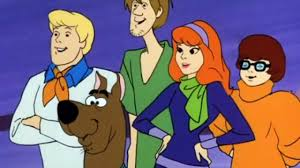 scooby doo the new scooby doo movies 01 ghastly ghostly town video