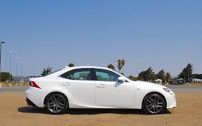 lexus economy cars 2016 lexus is350 f sport test drive review autonation drive