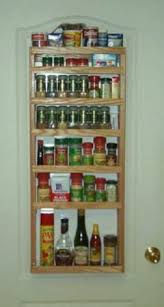 Spice Rack Plano Door Mounted Spice Cabinets Door Mounted Spice Racks Custom