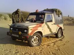 gypsy jeep why does the indian army consistently buy maruti gypsy rather than