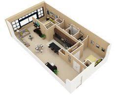 Apartment Design Plans 50 Three U201c3 U201d Bedroom Apartment House Plans Apartment Floor Plans
