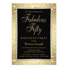 black diamond invitations u0026 announcements zazzle