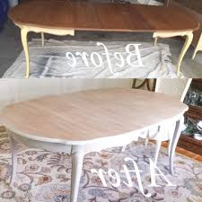 top white washed kitchen tables