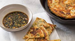 American Test Kitchen Recipes by Scallion Pancakes With Dipping Sauce The Splendid Table