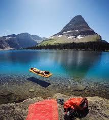 Montana travel photo album images Hidden lake glacier national park montana jpg