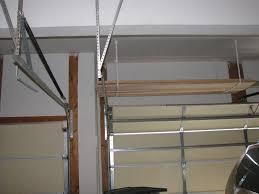 Western Overhead Door by Western Warmth Garage Overhead Storage