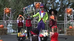 halloween fun continues at legoland florida u0027s brick or treat youtube