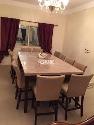 oxville dining set x 2 two matching tables and 16 chairs qatar