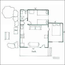 small 2 bedroom cabin plans cottage style house plans brilliant small cottage 2 home design