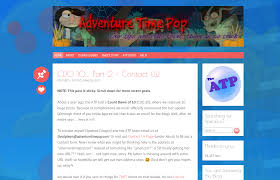 halloween header background holiday party adventure time pop page 3