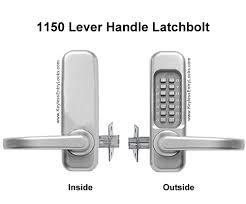 Keypad Interior Door Lock 11 Installation And Documentation Keyless Entry Locks Keypad